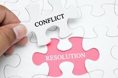 الأساليب الحديثة في إدارة الصراع والقدرة على التكيف - التعلّم الافتراضي