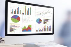 Business Reports Dashboards Using Excel Courses