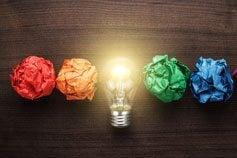 التفكير الإبداعي وتقنيات الابتكار - التعلّم الافتراضي