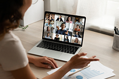 Employee Engagement: Strategies for Onsite and Teleworkers - Virtual Learning