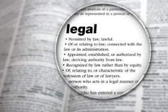TOLES Foundation Certificate in Legal English Skills
