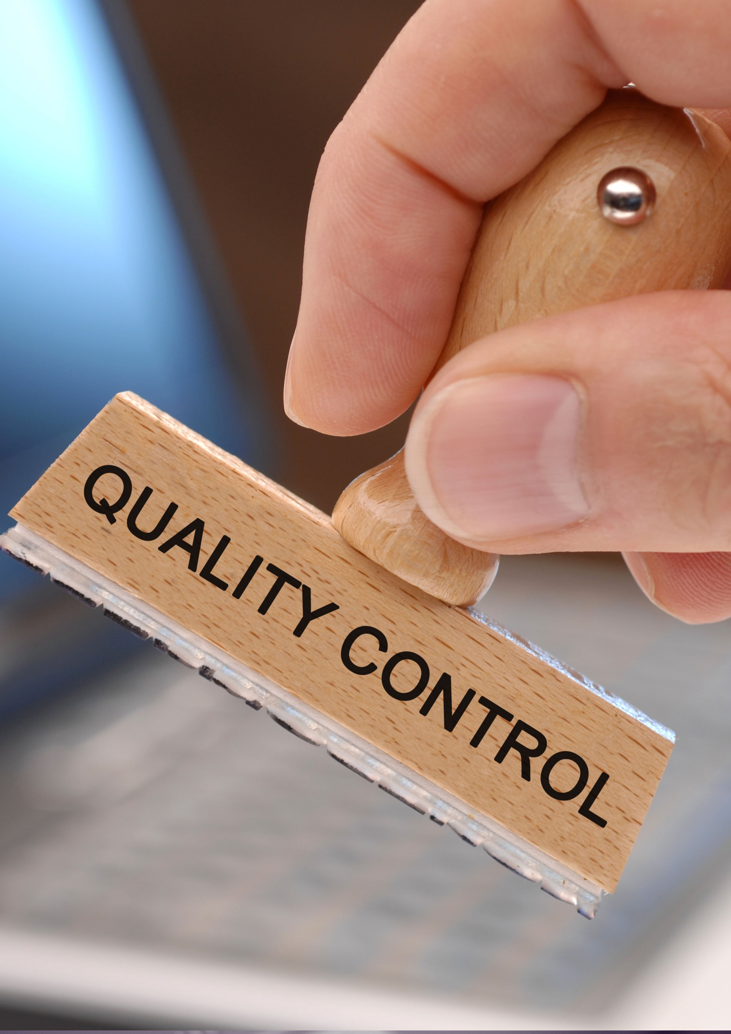 Quality control in education pdf