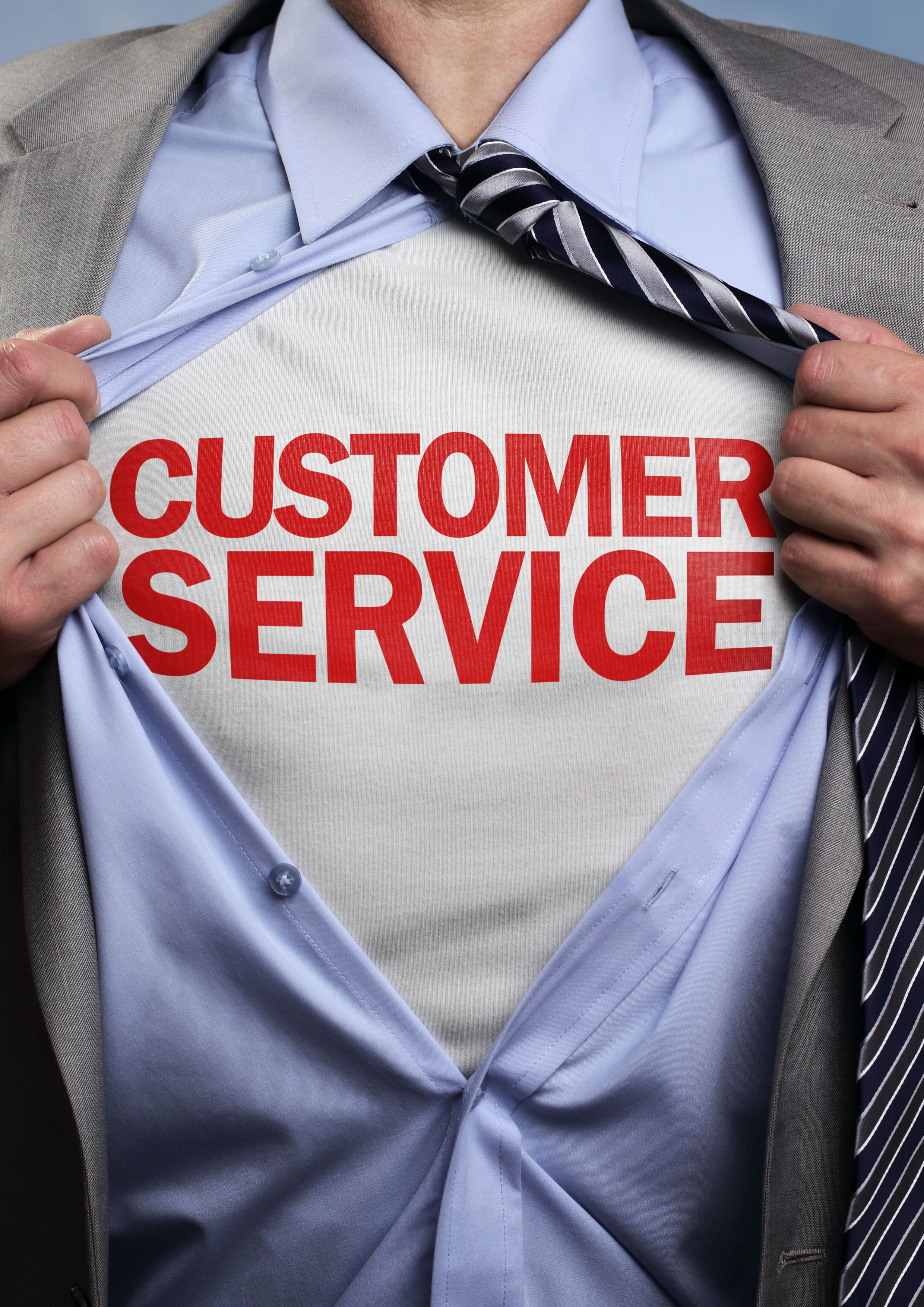 Customer service coursework