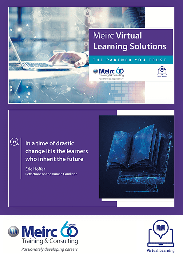 Meirc Virtual Learning Solutions