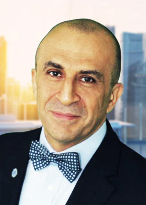 Samer K. Taher,Managing Director,Meirc Training and Consulting