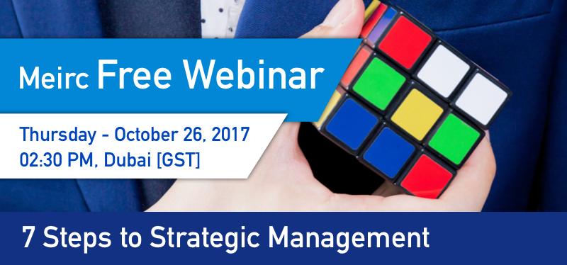7 Steps to Strategic Management
