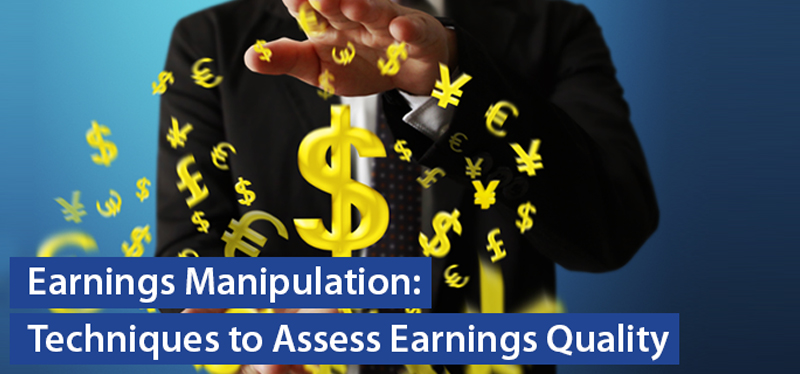 Earnings Manipulation: Techniques t...