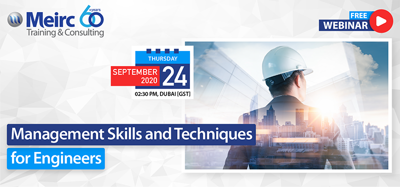Management Skills and Techniques for Engineers