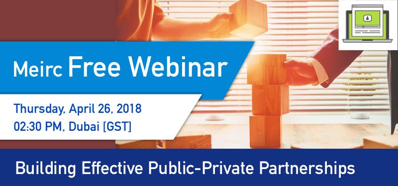 Building Effective Public-Private P...