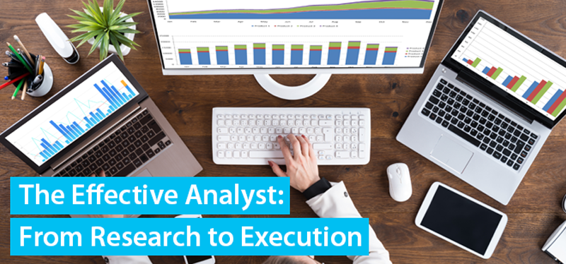 The Effective Analyst: From Researc...