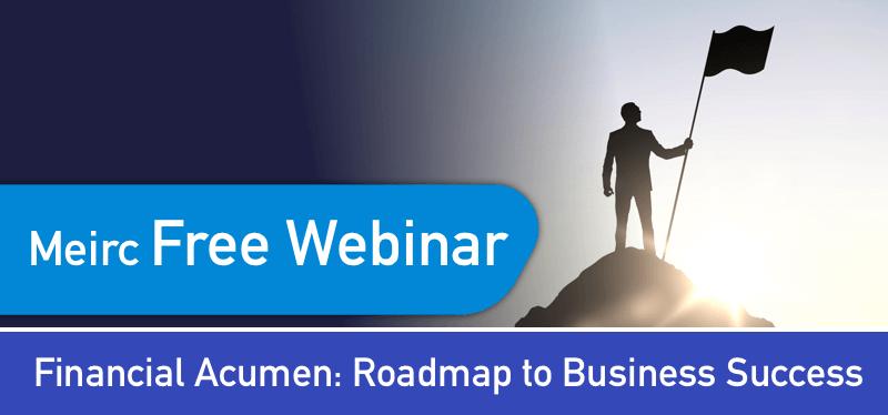 Financial Acumen: Roadmap to Business Success