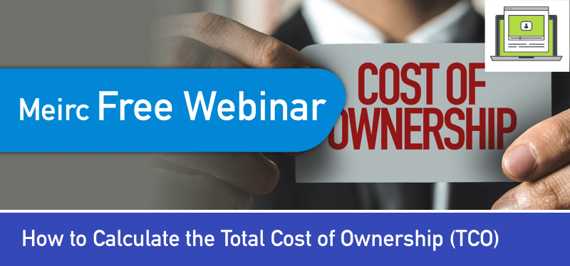 How to Calculate the Total Cost of Ownership (TCO)
