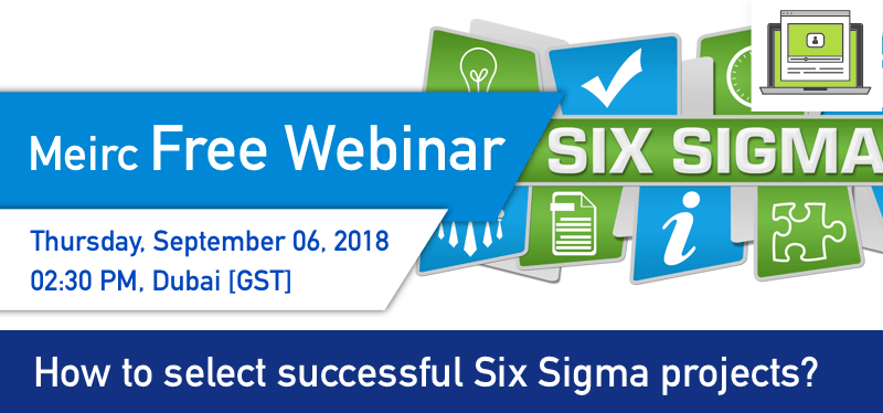 How to select successful Six Sigma projects?