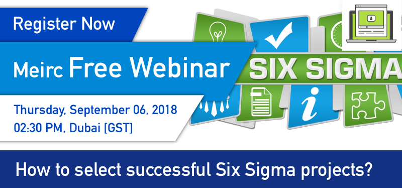How to select successful Six Sigma ...