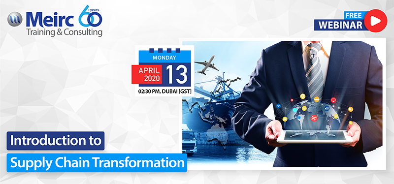 Introduction to Supply Chain Transformation