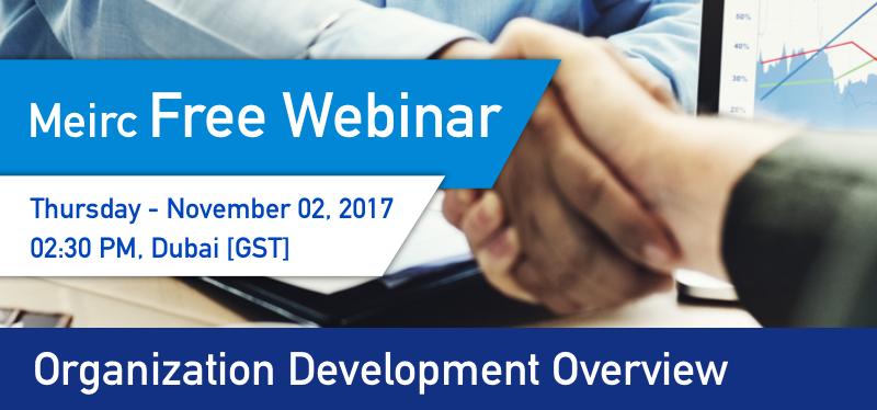 Organization Development Overview