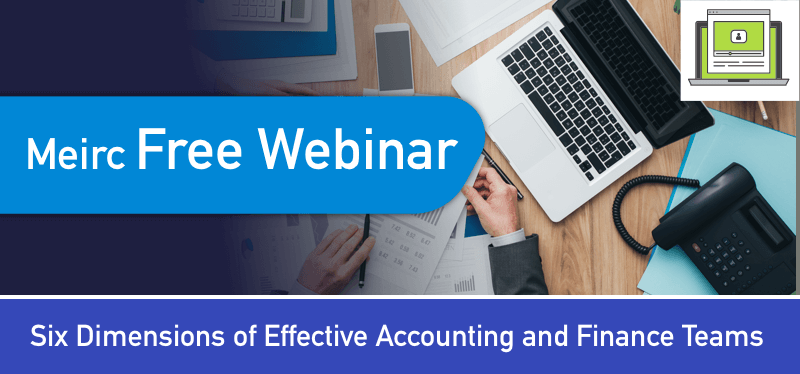 Six Dimensions of Effective Accounting and Finance Teams