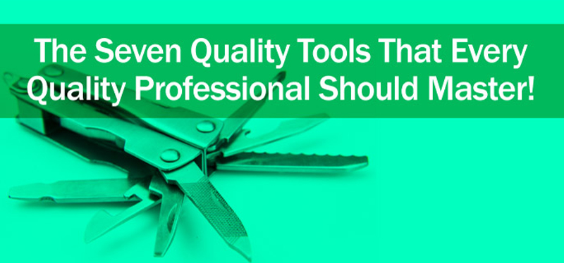 The 7 quality tools