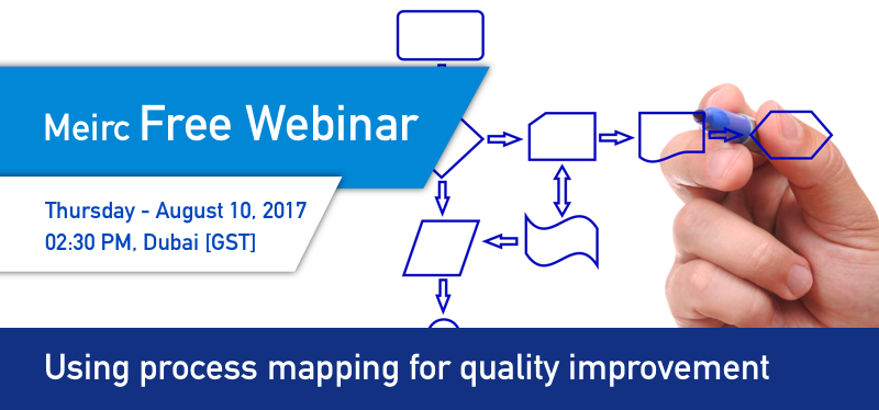Using process mapping for quality improvement